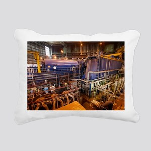 Power station turbine hall - Pillow